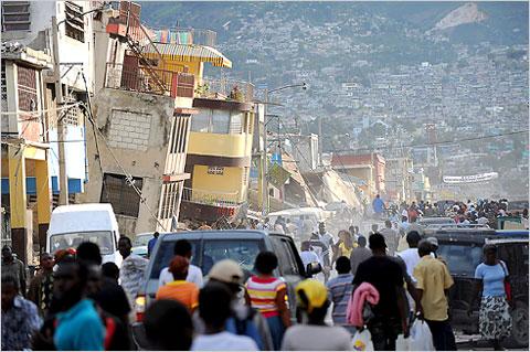 HELP HAITI!